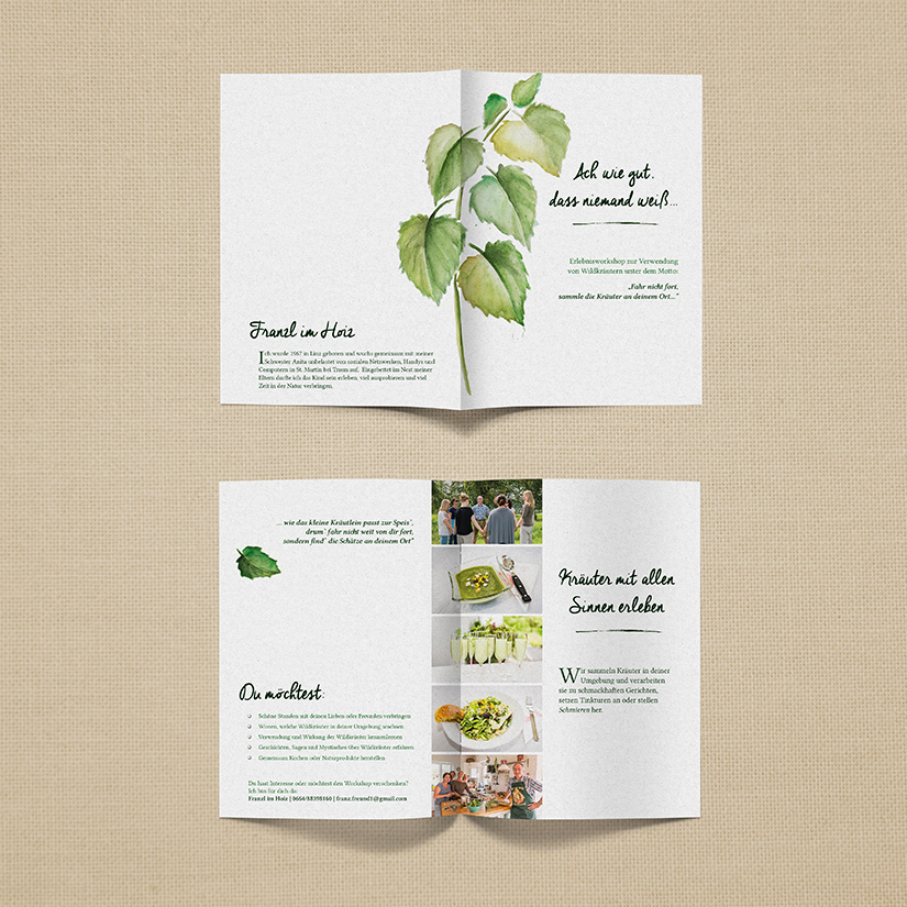Herbs Folder